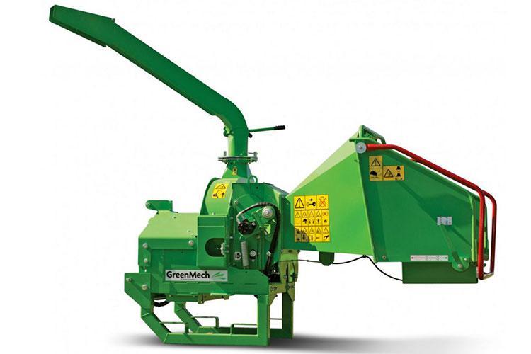 VEGUEMAT - Broyeurs professionnels de branches et de végétaux - GreenMech - ArboMaster 220 PTO
