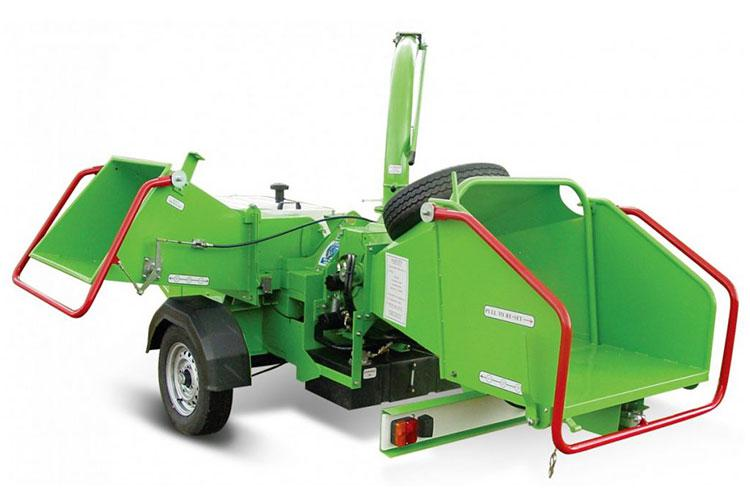 VEGUEMAT - Broyeurs professionnels de branches et de végétaux - GreenMech - ArboMaster Combi