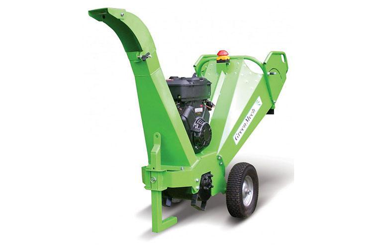 VEGUEMAT - Broyeurs professionnels de branches et de végétaux - GreenMech - Arbo i16 ou i18