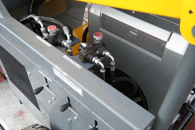 VEGUEMAT - Compostage & recyclage - Système compact de Séparation Autonome et Mobile - MENART - SSAM