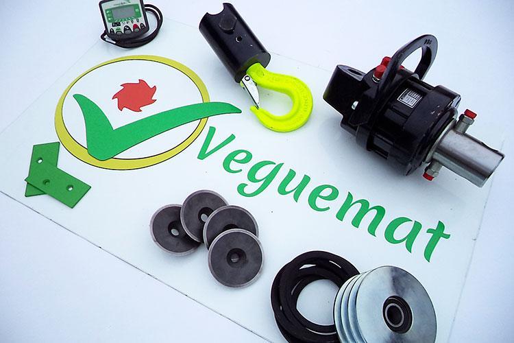 VEGUEMAT - Founitures de pièces - Importation de matériel pour l'environnement