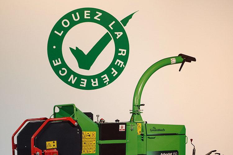 VEGUEMAT - Location de broyeurs de branches et de végétaux - La référence GreenMech