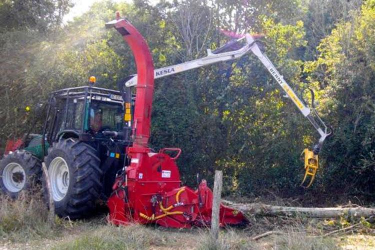 VEGUEMAT - Vente de matériel d'occasion - Broyeur FARMI